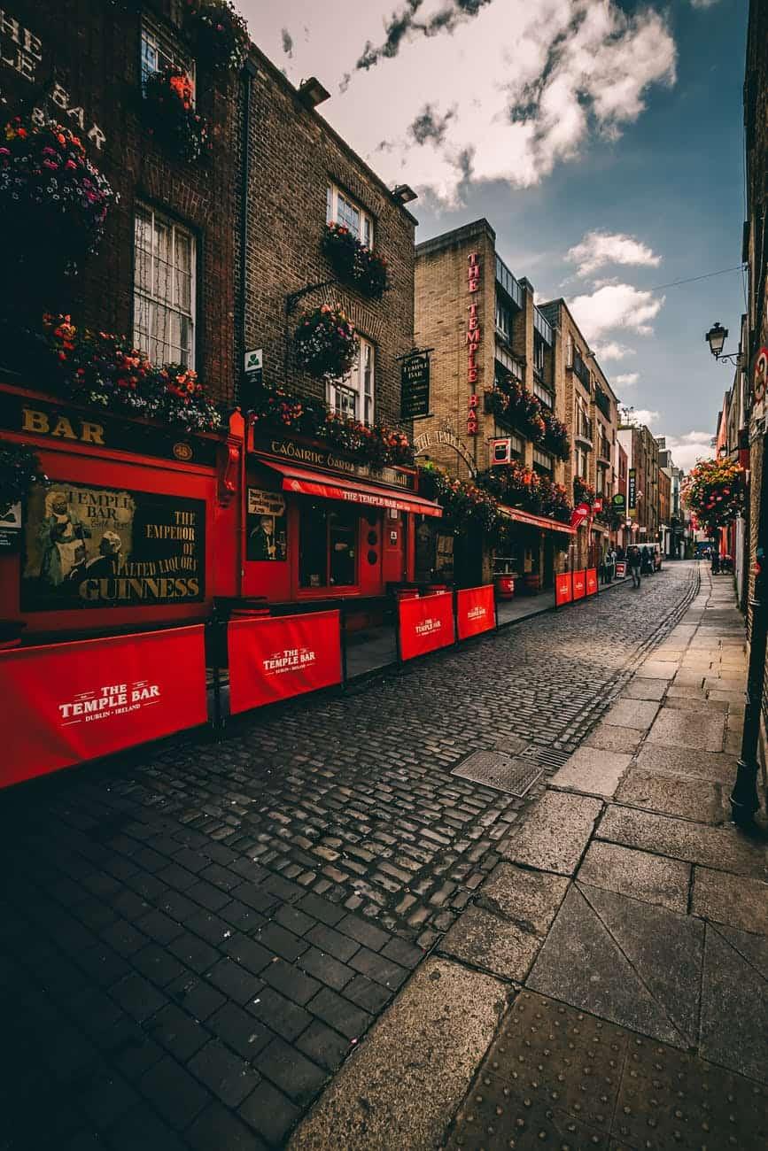 Ireland for a Honeymoon