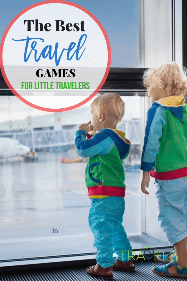 The Best Travel Games for Little Travelers