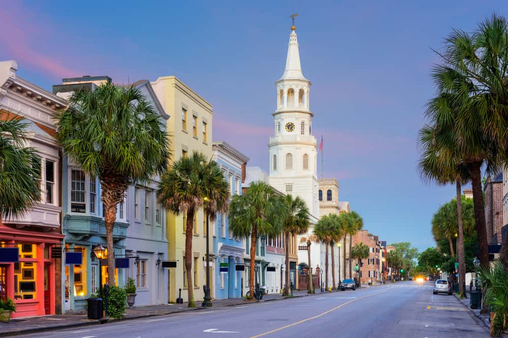 Charleston vs. Savannah-comparing Southern towns